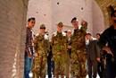 """Il Generale Graziano in visita al Contingente italiano """"orgoglioso di voi, il Paese vi è riconoscente"""""""