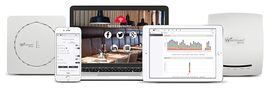 WatchGuard presenta la nuova soluzione per il Wi-Fi sicuro basata su cloud