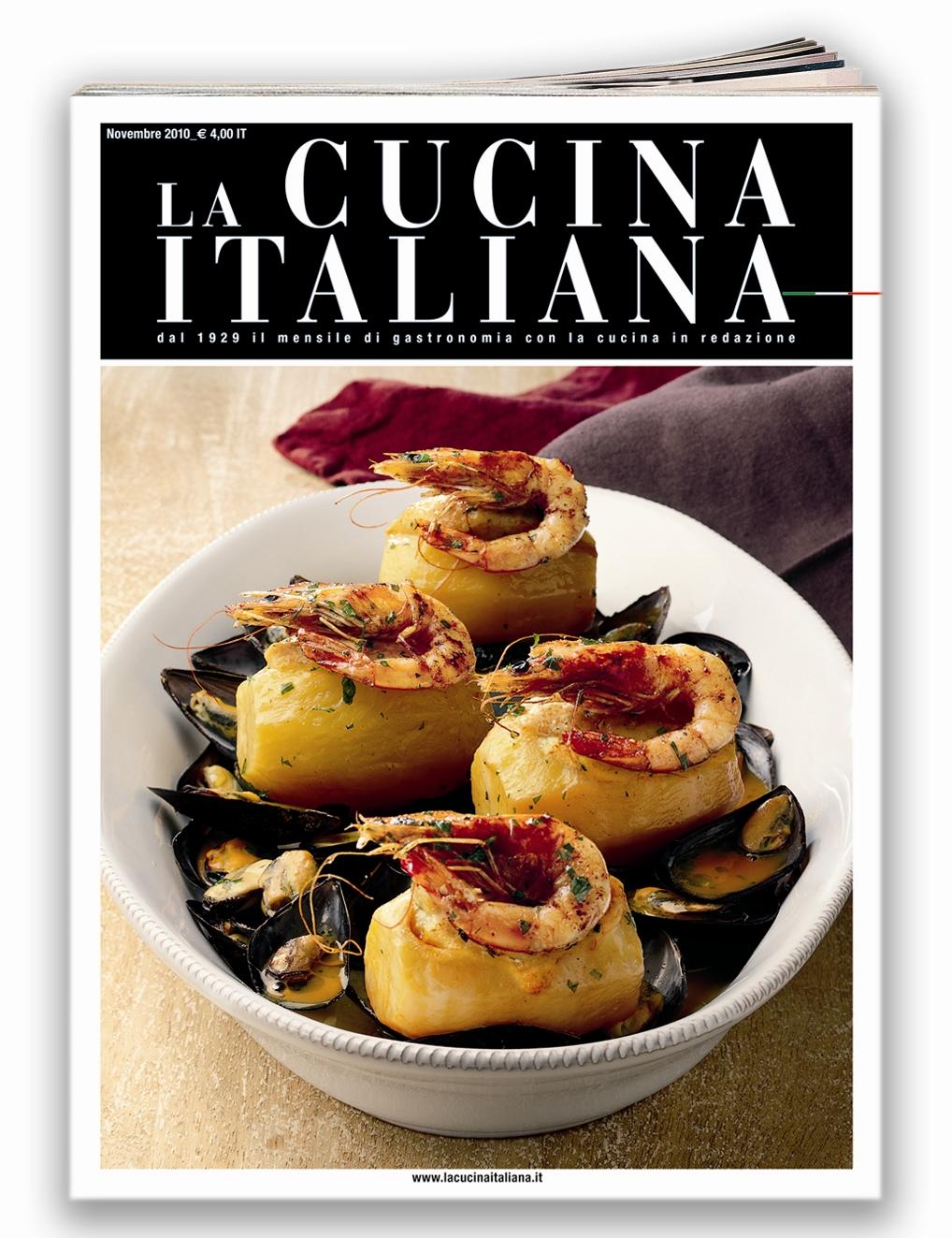 Cucinare Novembre Con Le Ricette De La Cucina Italiana