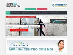 E' online il nuovo sito web lavoroefranchising.com