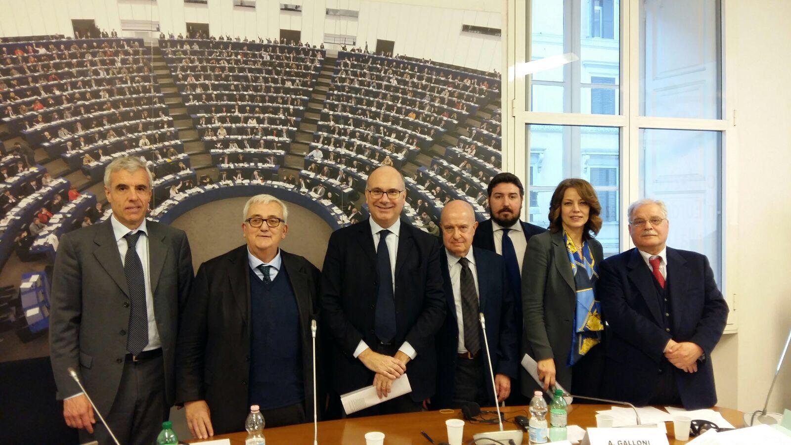 Geopolitica e crisi libica nella sede del parlamento for Dove ha sede il parlamento