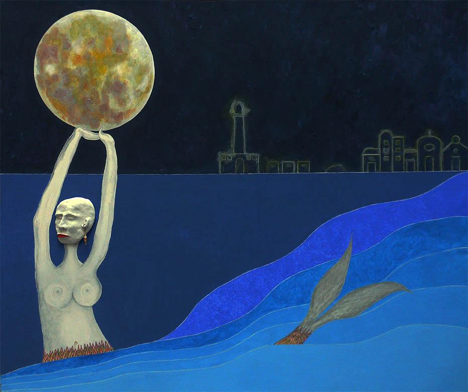 """Mostra collettiva """"Mater Aquae, simboli e miti del mare"""""""