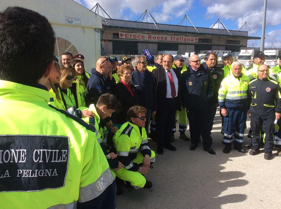 Abruzzo/Protezione Civile. 4 milioni di euro in arrivo e novita' previste 