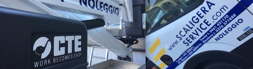 Noleggio Piattaforme Autocarrate: partnership veronese che sostiene il Made in Italy