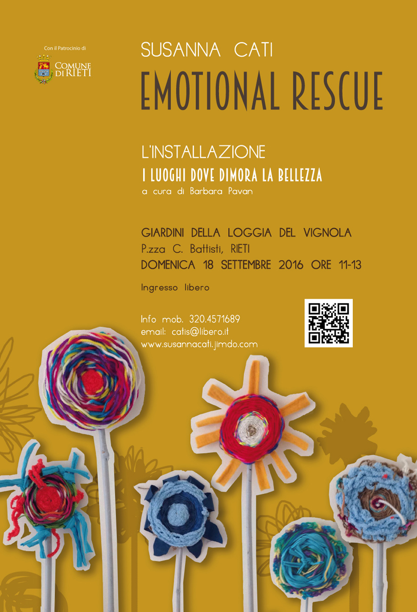 Emotional rescue, L'installazione