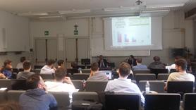Calciomercato.com: lezione nelle aule dell'università di Parma e San Marino