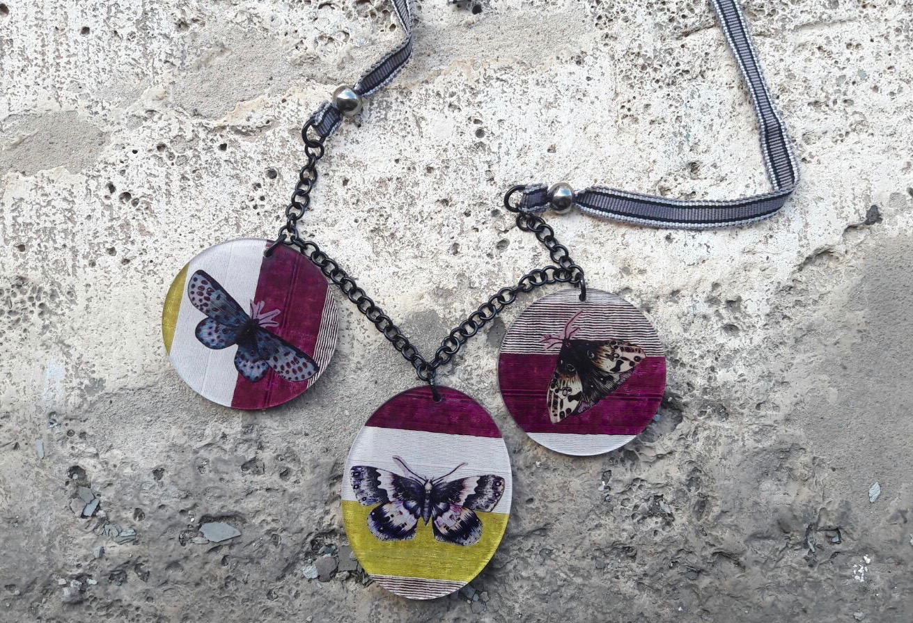 Assonance design presenta una capsule collection di bijoux nello show room di Doodesign a Bologna