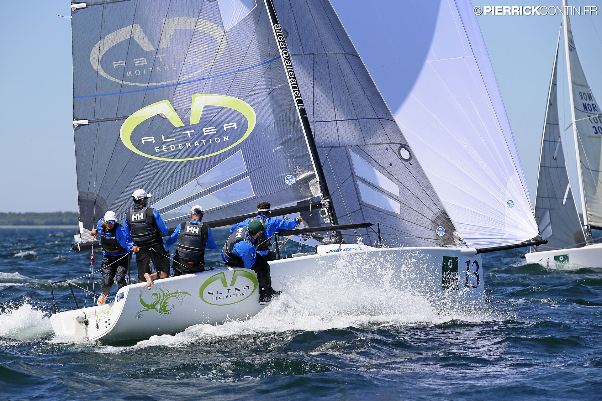Altea Federation Sailing Team pronto per il 2016