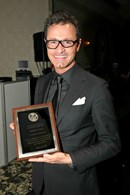Da Molfetta negli USA, Roberto Pansini riceve la nomina di socio onorario del Club Madonna dei Martiri di Hoboken