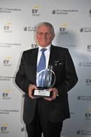 Nonno Nanni vincitore del Premio Speciale EY L'Imprenditore dell'Anno 2016