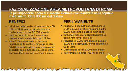 Flavio Cattaneo (Terna): L'impegno per l'ambiente nella razionalizzazione area metropolitana di Roma