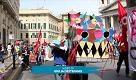 #labuonascuola, a Genova cè un drago in corteo - La Repubblica