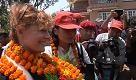 Susan Sarandon: Venite in vacanza in Nepal se volete aiutare - La Repubblica
