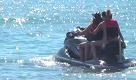 Daniela Santanchè cowgirl in mare sulla moto dacqua - La Repubblica