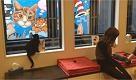 RepTv News, Visconti: contro lo stress di New York, il primo caffè con dose di gatti - La Repubblica