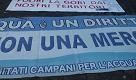 Corteo per lacqua con Zanotelli e de Magistris - La Repubblica