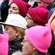 Womens March: in America e nel mondo tutti con il cappello Pussyhat