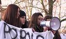 Professore licenziato a Bergamo, gli studenti manifestano: #noiconRho - La Repubblica